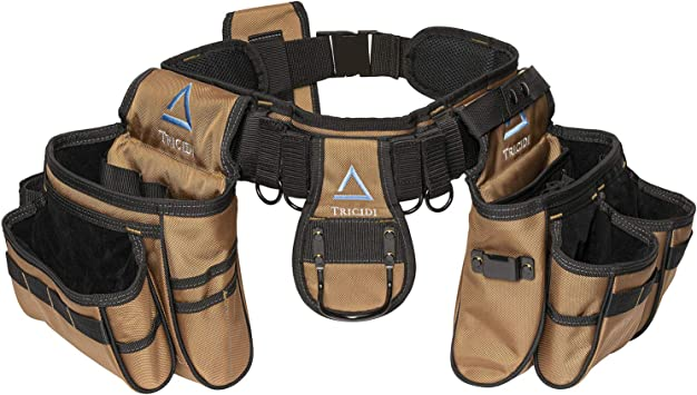 Leather Craft Tape Measure Holder Hook For Work Belt Tool Belt