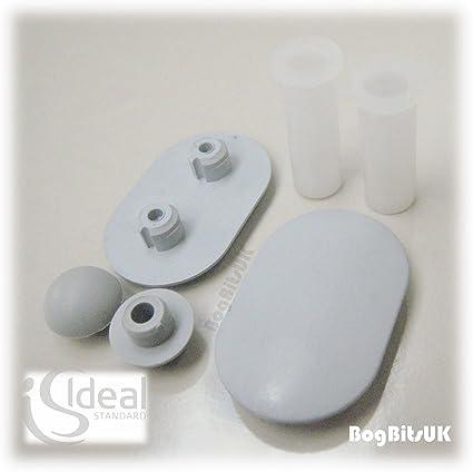 d2fe7fc4c27d70 Ideal Standard Replacement Alto & Halo WC Toilet Seat Buffer Set ...