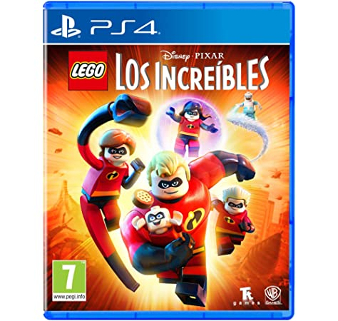 Lego The Incredibles PS4: Amazon.es: Videojuegos