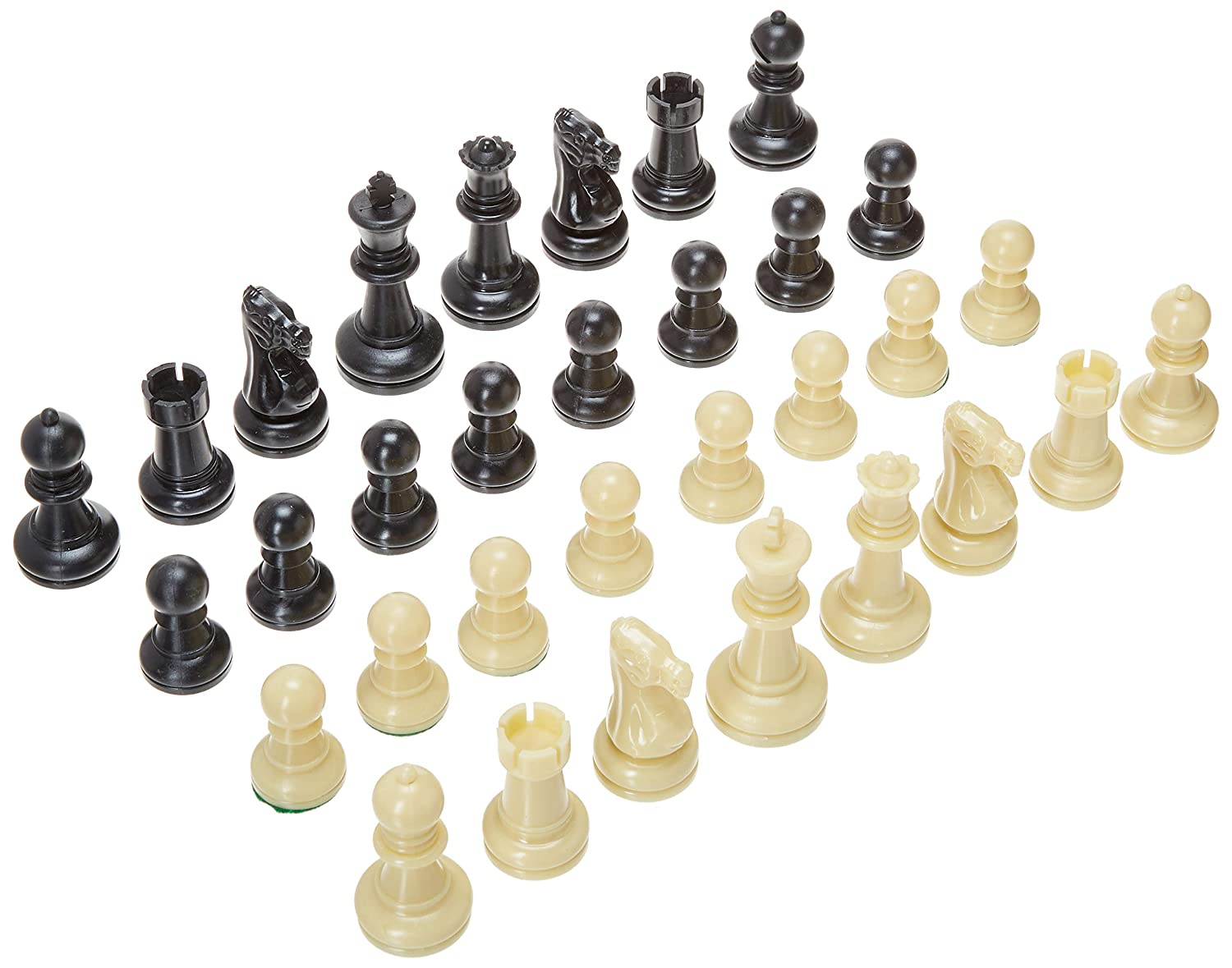 Sterling Games Single Weighted Chess Pieces Sunnywood 2376