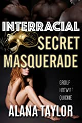 Interracial Secret Masquerade: Group Hotwife Quickie Kindle Edition