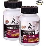 Nutri-Vet K-9 Aspirin 300mg Chewables for Medium and Large Dogs