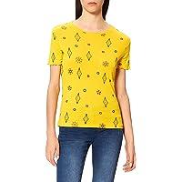 Desigual TS_giupessa Camiseta para Mujer