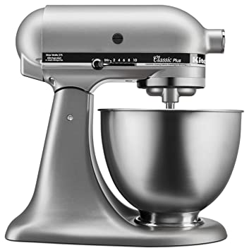 Amazon.com: KitchenAid KSM75SL Classic Plus 4.5-Qt. Tilt ...