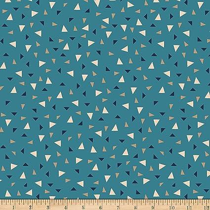 f75ba238da5 Amazon.com: Stof Fabrics of Denmark Avalana Jersey Knit Triangle ...