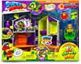 Superzings Laboratorio Secreto Playset Adventure 1, (Magic Box PSZSP114IN00)