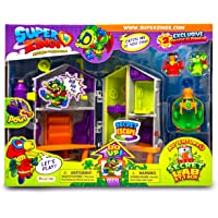 Superzings Laboratorio Secreto Playset Adventure 1, (Magic Box MBXPSZPA114IN00)