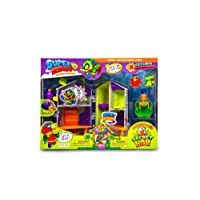 Superzings - Laboratorio Secreto Playset Adventure 1, (Magic Box PSZSP114IN00)