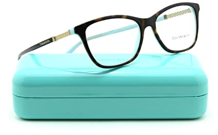 e059e93bd3a2b Amazon.com  Tiffany   Co. TF 2116B Women Square Eyeglasses RX - able ...