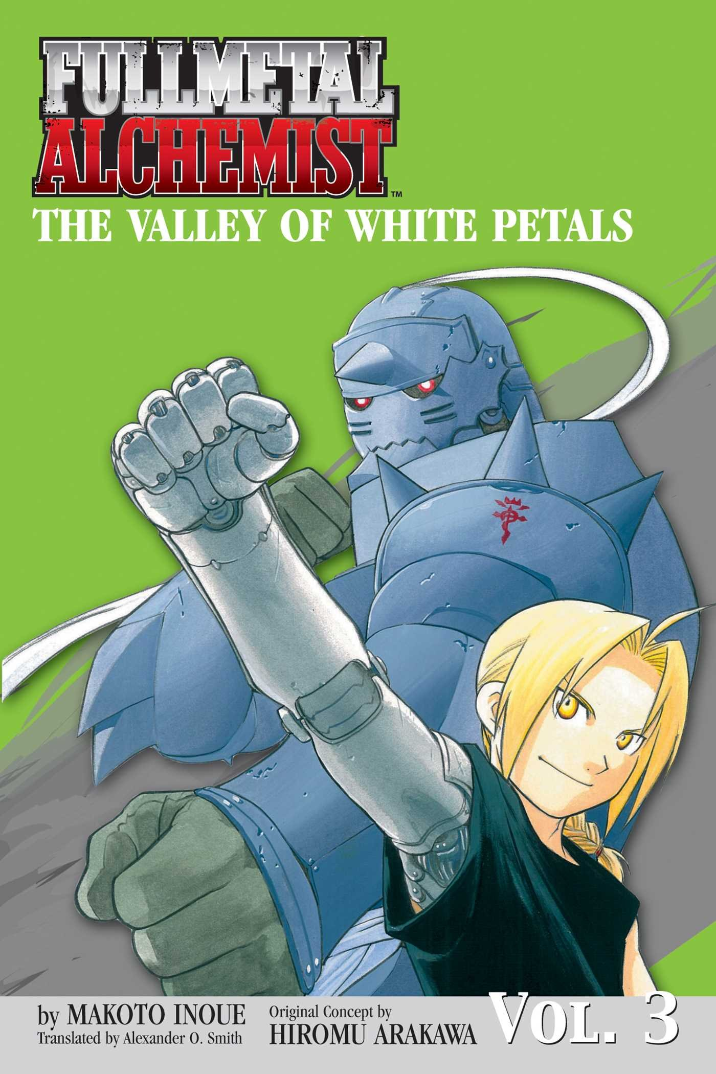the valley of the white petals fullmetal alchemist novel volume the valley of the white petals fullmetal alchemist novel volume 3 makoto inoue 9781421504025 com books
