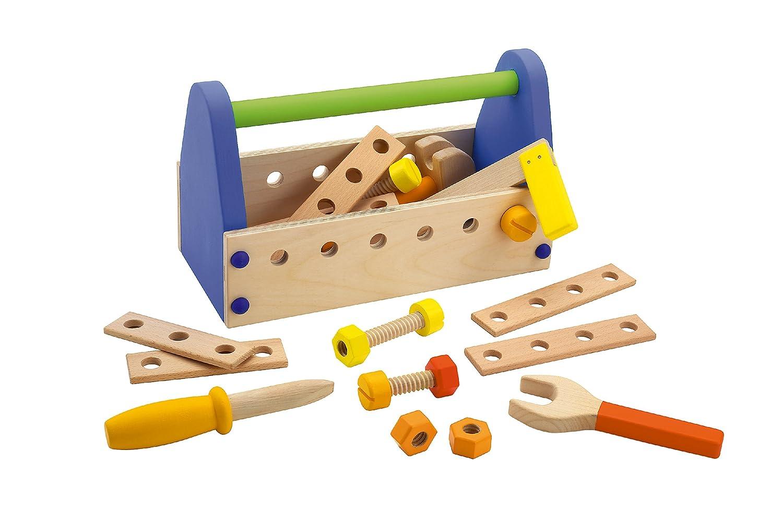 Werkzeugkasten Kinderspielzeug - Spielzeug Werkzeugkasten - Sevi Werkzeugkasten
