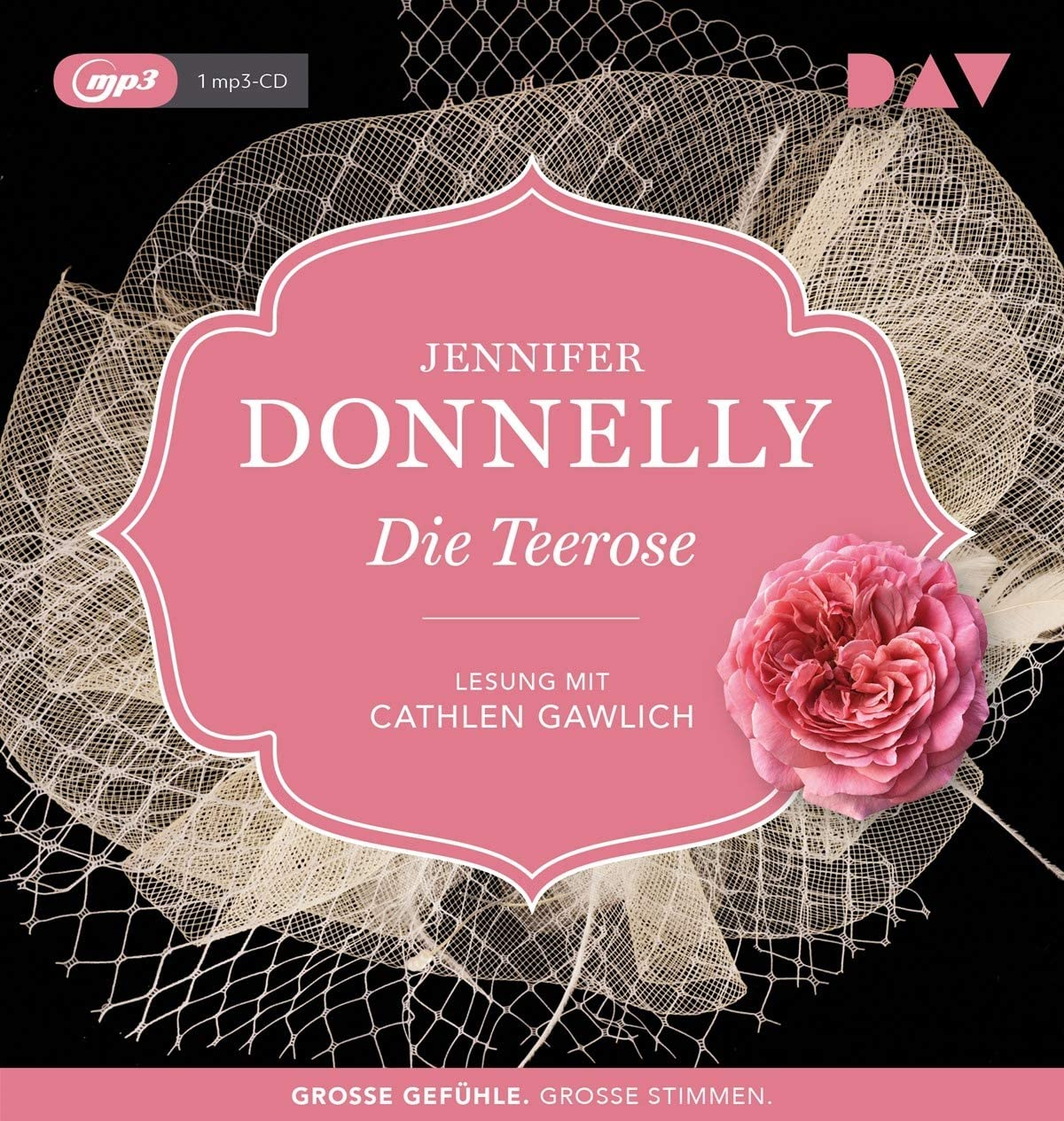 Die Teerose By Donnelly Jennifer Amazon Co Uk Music
