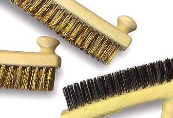 KIBROS 3RAB - Cepillo especial para grandes superficies con agarre ...