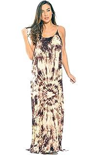 Riviera Sun Strapless Tube Maxi Dress Summer Dresses at Amazon ... c1a3d2c17