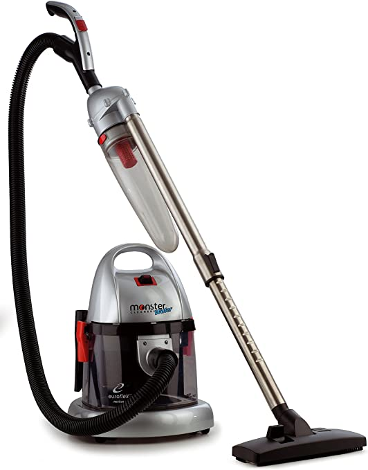 Euroflex – Monster A20 Water filtro a remolque de aspiradora con ...