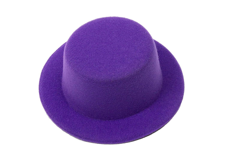Amazon.com  Mini Top Hat Fascinator - 5