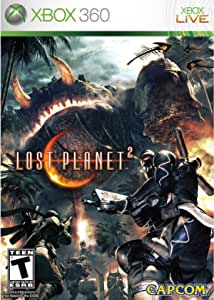Lost Planet 2 - Xbox 360 Standard Edition
