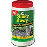 Shake Away 5006458 Coyote/Fox Urine Granules – Repels Domestic Cats