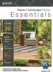 Punch! Home & Landscape Design Essentials v21 - Windows [PC Download]