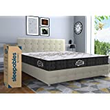 Centuary Mattresses Sleepables 6 Inch Multi Layered Pocket Spring Mattress (72 x 36 x 6 Inch, Single)