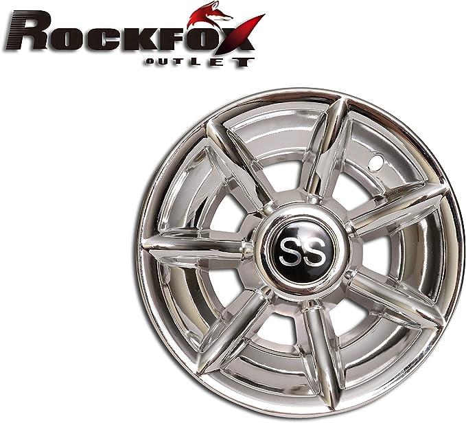 Amazon.com: RockFox - Cubiertas para rueda de carrito de ...