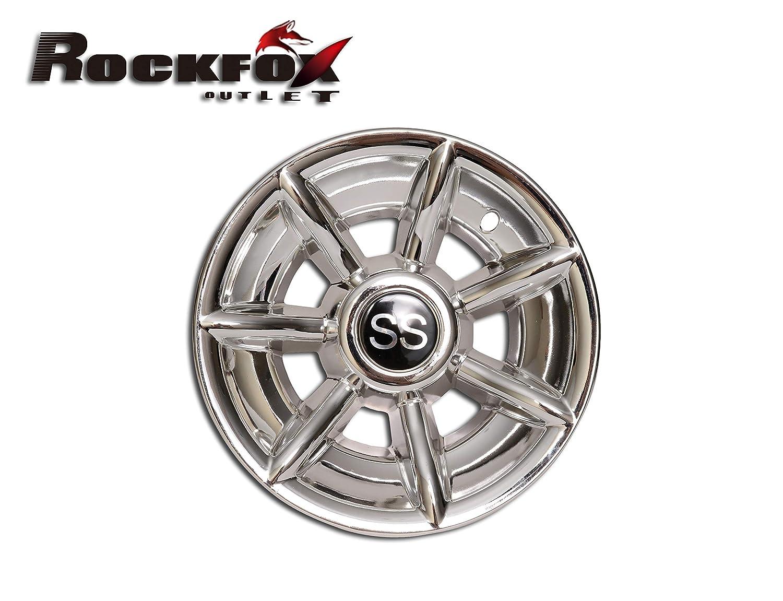 RockFox - Tapacubos para la mayoría de los carros de Golf, 7 ...