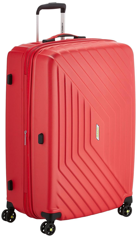 [アメリカンツーリスター] スーツケース エアフォース1 スピナー76 96.5L 無料預入受託サイズ (現行モデル) B01B6KO3P0 フレームレッド フレームレッド