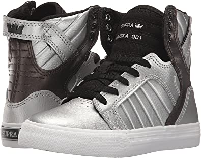 Kids Skytop High Top Skate Shoes
