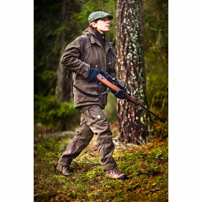 FJ/ÄLLR/ÄVEN Tula Women Jacket//Forest Serie