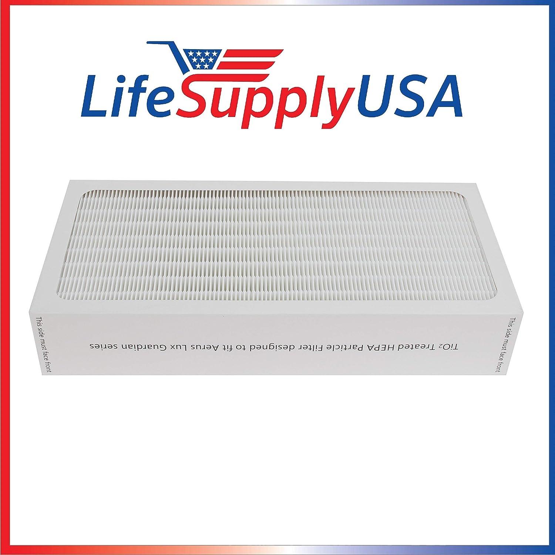 LifeSupplyUSA 10 Filtro de partículas de Repuesto para tutora ...