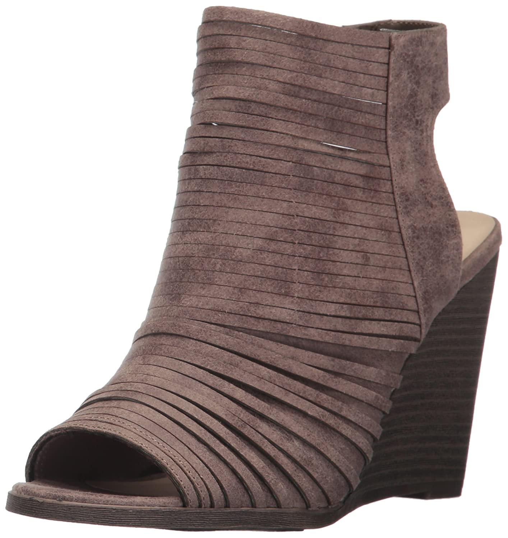 Fergalicious Women's Heather2 Wedge Sandal B06XSWHKL2 6.5 B(M) US|Doe