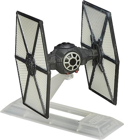 Star Wars The Force Awakens Black Series Titanium TIE ADVANCED # 15