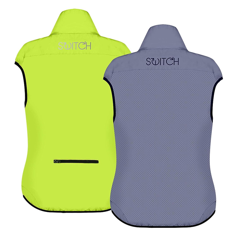 Proviz Womens 100/% Reflective Switch Cycling Vest