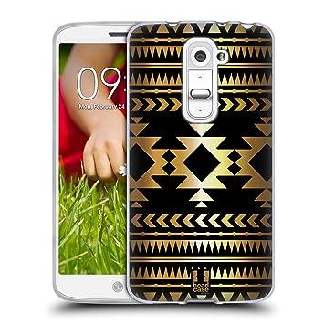 Head Case Designs impresiones aztecas de oro Carcasa de ...