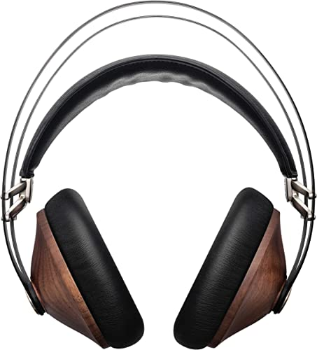 Meze 99 Classics over-ear headphones Walnut Silver