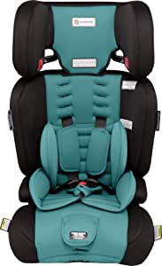 InfaSecure Visage Astra Convertible Booster Seat for 6 Months to 8 Years, Aqua