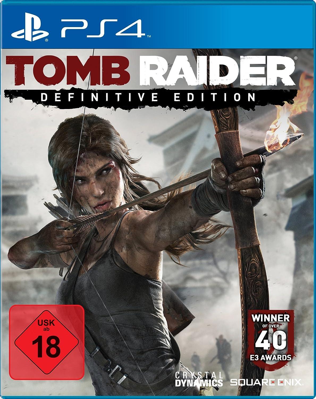 Tomb Raider PS4 Xbox One amazon