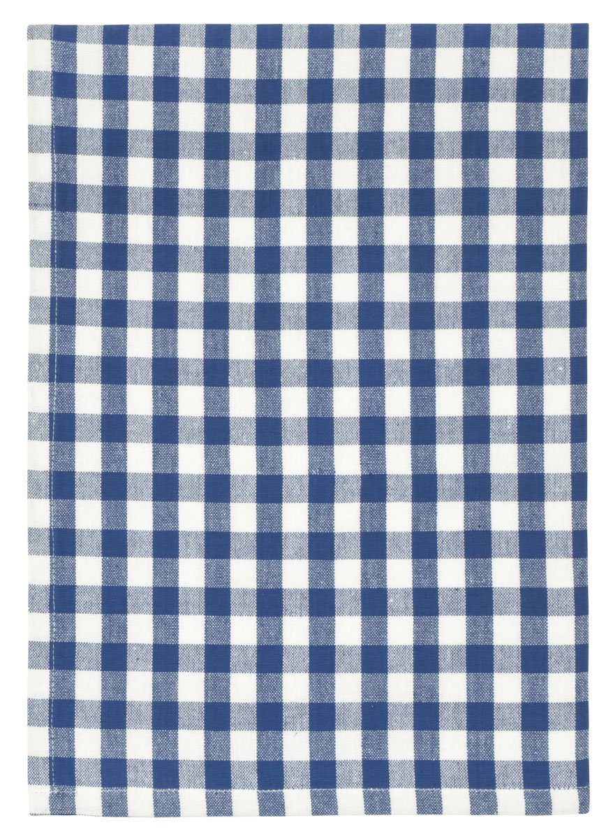 Amazon.com: 100% Cotton Blue & White Checked 20\