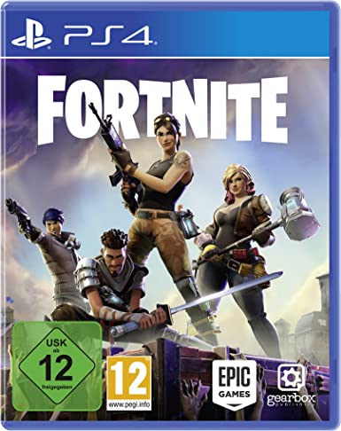 Fortnite - PlayStation 4 [Importación alemana]: Amazon.es: Videojuegos