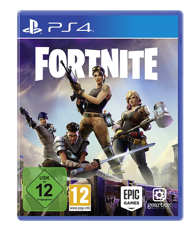 Fortnite Playstation 4 Amazonde Games