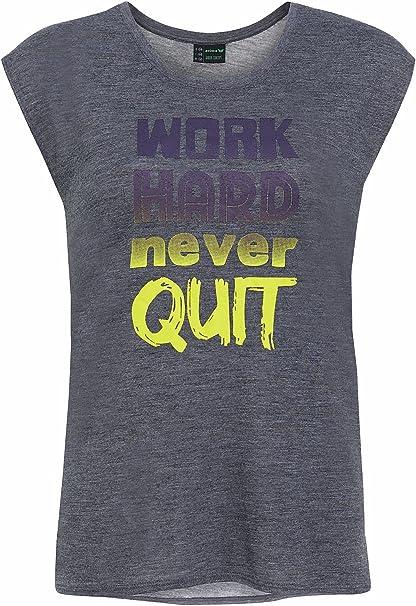 Erima Damen Green Concept T-Shirt