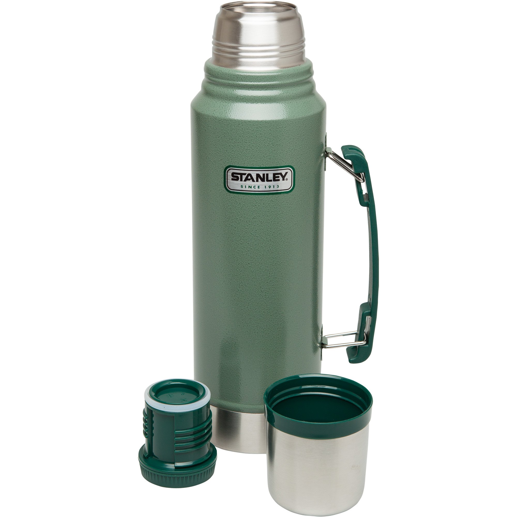 Stanley 7QT Heritage Cooler with Classic 1.1QT Vacuum Bottle by Stanley (Image #4)