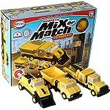 Mix or Match: Construction Vehicles(R) Set