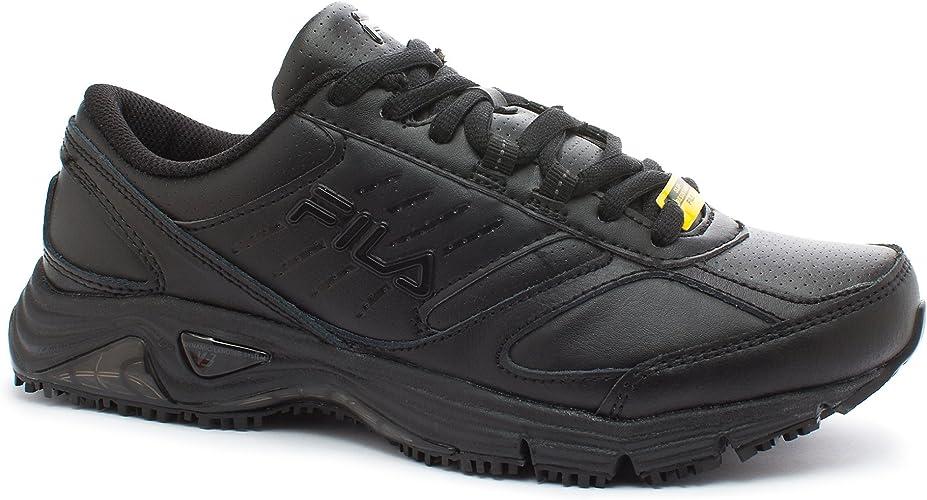 super populärt bli billig på fötter skott av Amazon.com | Fila Women's Memory Flux Slip Resistant Work Shoe ...