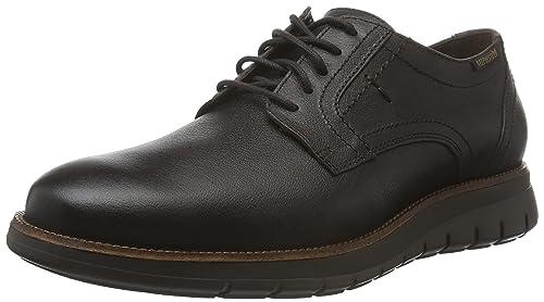 Mephisto Brett Brooklyn 2446, Men's Lace up Shoes, Brown (Dark Oak),