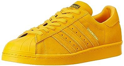 Gelb Adidas Superstar