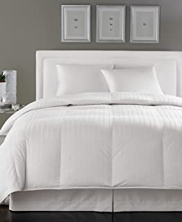 Nice Home Design Mt. Blanc White Down Comforter Full / Queen Part 6