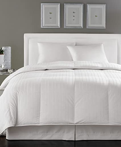 Charmant Home Design Mt. Blanc White Down Comforter Full / Queen