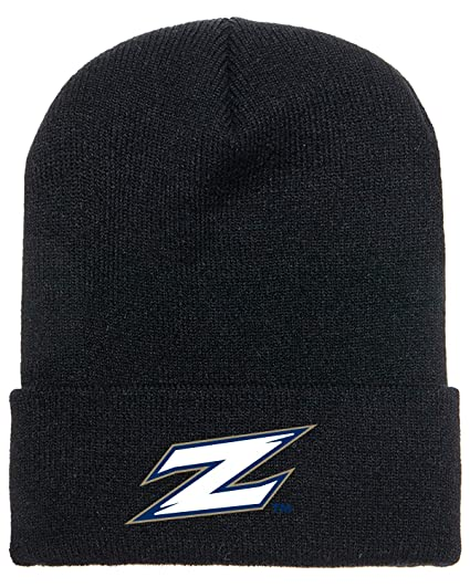 new styles 00780 25a2a J2 Sport The Univeristy of Akron Adult Knit Beanie with Patch