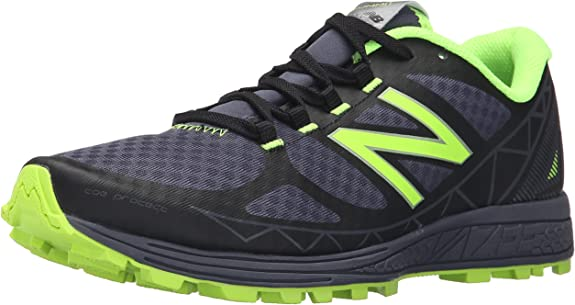 completamente O después Nevada  Amazon.com | New Balance Men's Vazee Summit V1 Trail Running Shoe,  Black/Thunder, 12 2E US | Trail Running